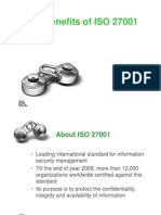 ISO 27001 Benefits