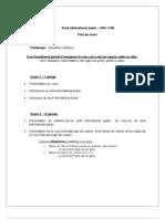 Slafrance Droit International Public - Plan de Cours (Hiver 2013) (2)