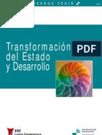 Tranformacion Estado y Desarrollo[1]