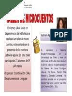 Micro Cuento s