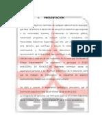 Propuesta Bilingue CDE Vcio