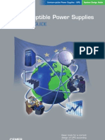 Uninterruptible Power Supplies European GUide