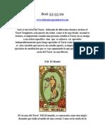 Significado y Meditacion Con El Tarot