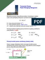 Building Heat Transfer menghitung