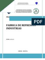 Fabrica de Refrescos Industrias
