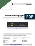 Promocion de Paginas Web