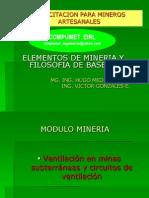 t178 Compumet Modulo Mineria Ventilacion-Minas