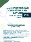 To-02 - Administracao Cientifica de Taylor