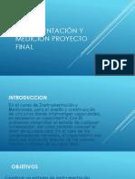 Instrumentación y medición proyecto final