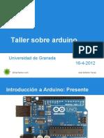Arduino u Gr 2012