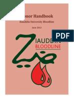 ZUB Donor Handbook
