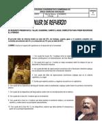 TALLER DE REFUERZO 8° II PERIODO