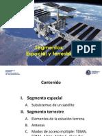 Segmentos Espacial y Terrestre