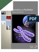 nikkatan genetics e-portfolio
