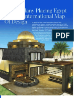 Dalia Sadany Placing Egypt on International Map of Design