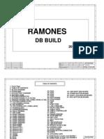 Hp Probook 4530s Inventec Ramones Mtrx01 & Mb-A02