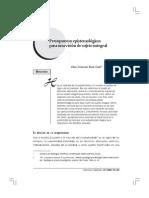 Presupuestos epistemologicos - 134