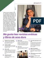 Entrevista Mme Alice