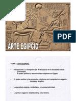 Arte Egipto Tema 3