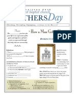 Fathers Day Rom 15-13-21 Handout 061613