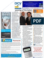 Pharmacy Daily for Thu 13 Jun 2013 - Guild President nominee, Aspen on Bio-Oil, Priceline, Pfizer and much more