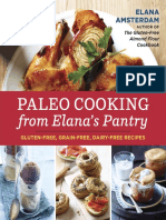 Paleo Cooking From Elana's Pantry- Recipes