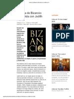 Historia de Bizancio_ Entrevista Con Judith Herrin