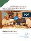 RECHERCHE PARTICIPATIVE SUR L'IMPACT DU VOLONTARIAT INTERNATIONAL AU KENYA