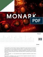 Monark Manual English
