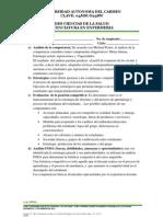 Reporte de Docencia-2013