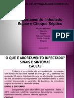 Aborto infectado-sepse e choque séptico.pptx