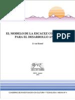 El Modelo de Escaces Como Motor Del Desarrollo Andino CUA5
