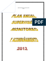 Plan Supervision