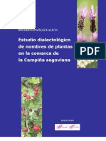 Plantas Dialectologia