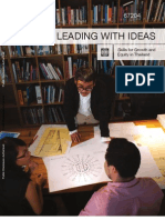 Leading With Ideas