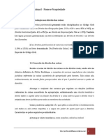 Fasul Direito Das Coisas Posse e Propriedade Roteiros 04 a 15