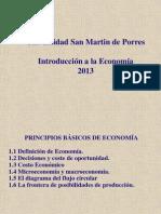 Semana 1 Introduccion a La Economia