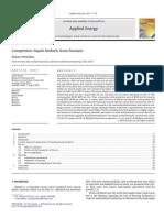 Competitive Liquid Biofuels From Biomass