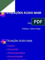 TITULAÇÕES ÁCIDO-BASE.ppt