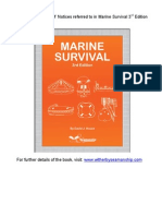 Marine Survival 3rd Edition - additional reference.pdf