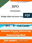 BPO-Training-Presentation