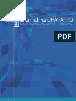 Sandra Chaparro Hoja de Vida comunicación visual