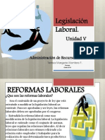 Adm. RR. HH. _ Legislacion Laboral_Teresa Margorie Montero_Otoño 2013