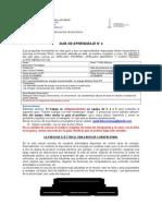 Guia n4 Educ Tecnologica JVL Septimo Basico