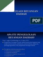Sistem Pengelolaan Keuangan Daerah