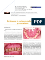 226 Ciencia Definiendo Caries Dental