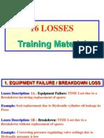 Industrial Losses