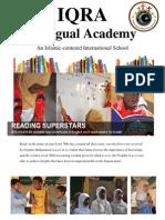 Iqra Bilingual Academy Presentation 2012-2013
