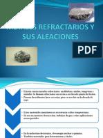 8. Metales Refractarios y Sus Aleaciones