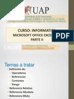 11. Excel 2007 Parte II